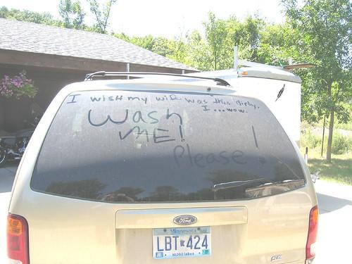 Car Wash Th And Ward