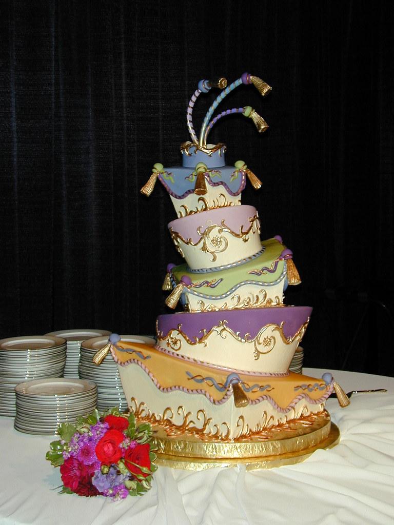 Wedding Cakes Seattle