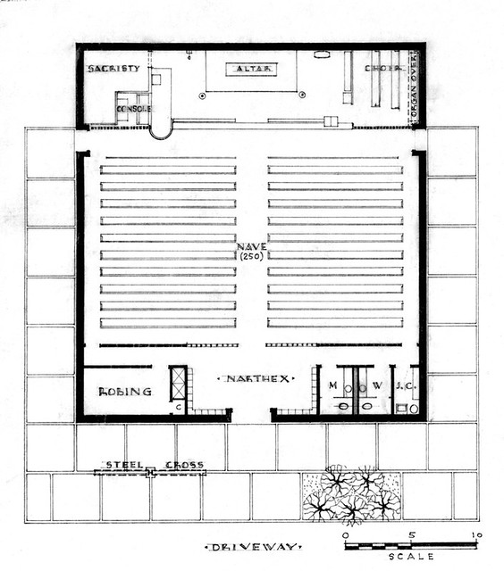 Epiphany Episcopal Church Final Floor Plan Floor Plan