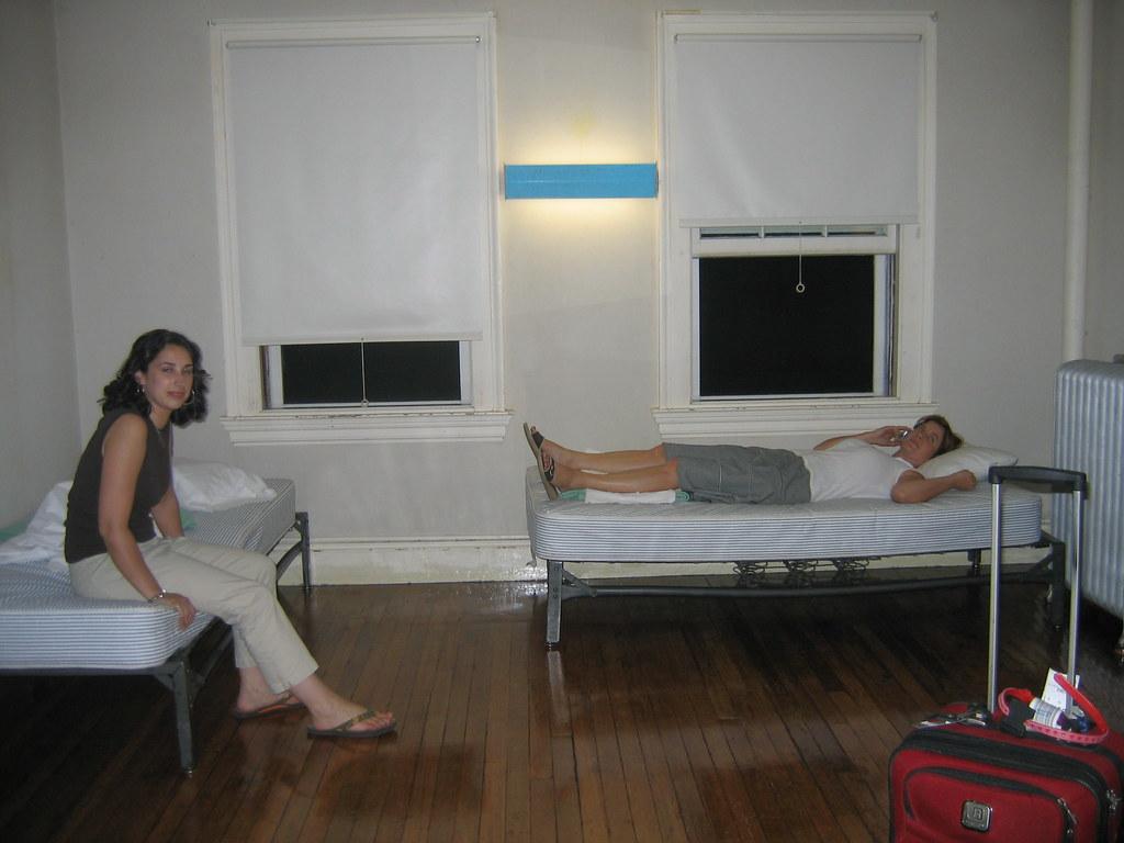 College Dorm Room Party
