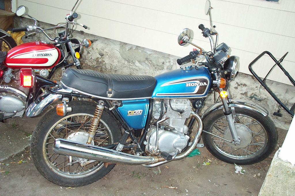 1974 Honda cb360 | Traded for services rendered with a ...