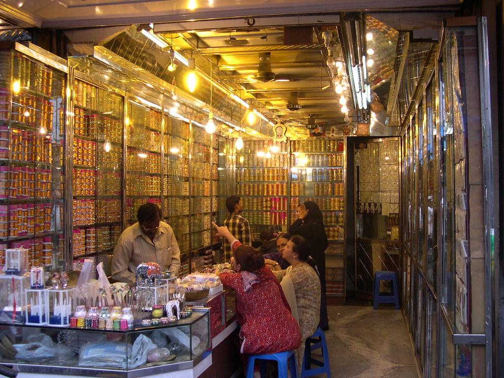Bangle Shop, Hyderabad