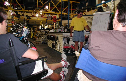 Buzz teaches LAB Road 1 Class in Longmont | by Richard Masoner / Cyclelicious
