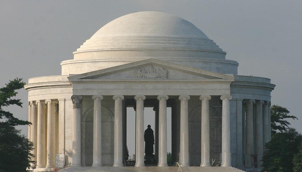 Jefferson Memorial Jefferson Memorial Thomas Jefferson