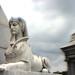 Metaire Cemetery Sphinx