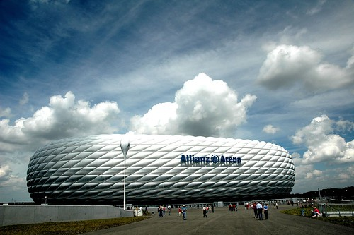 Munich - Allianz Arena | by MrTopf