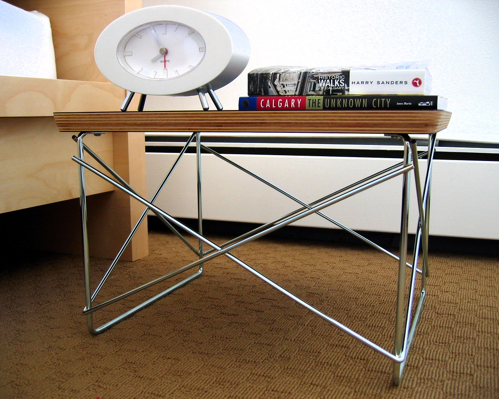 Bon ... Eames Wire Side Table | By Veronika Lake
