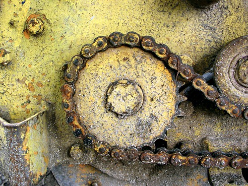 gears and pinions | by Stitch