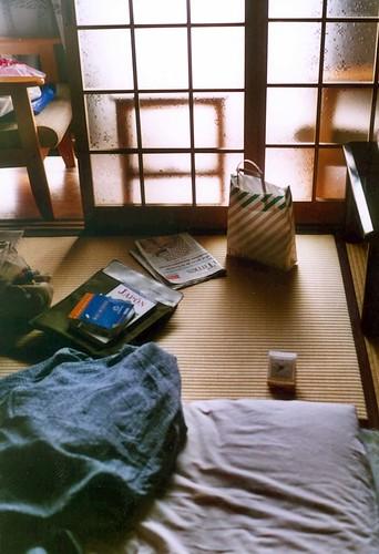 Habitaci n mi habitaci n del ryokan hostal tradicional - Habitacion tatami ...