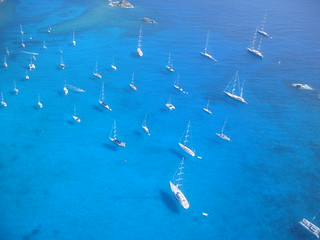 St Barths / St Barts Yachts and Sailboats | by tiarescott