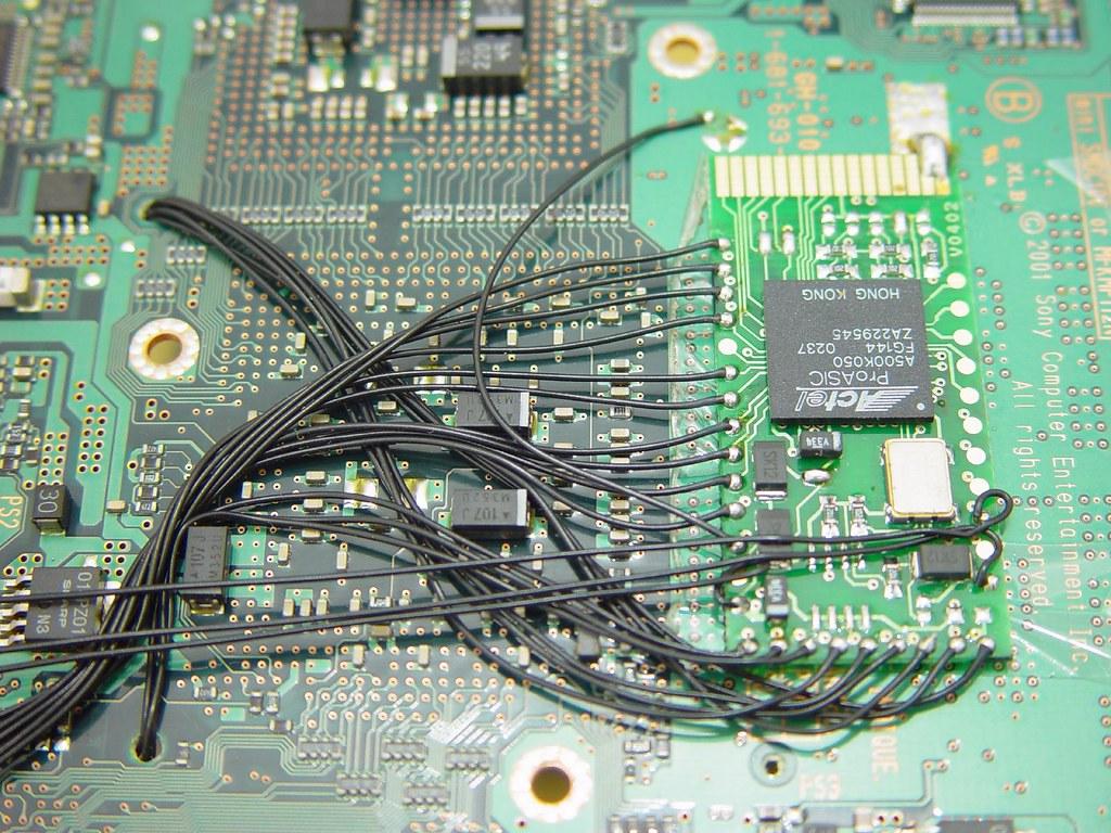 PS2 Mod Chip D