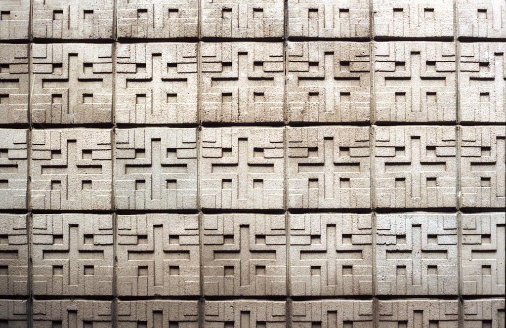 Architectural Concrete Blocks Design