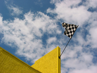 The Checkered Flag | by splorp