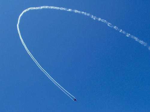 Fighter Jet Trail | by Sharath M S