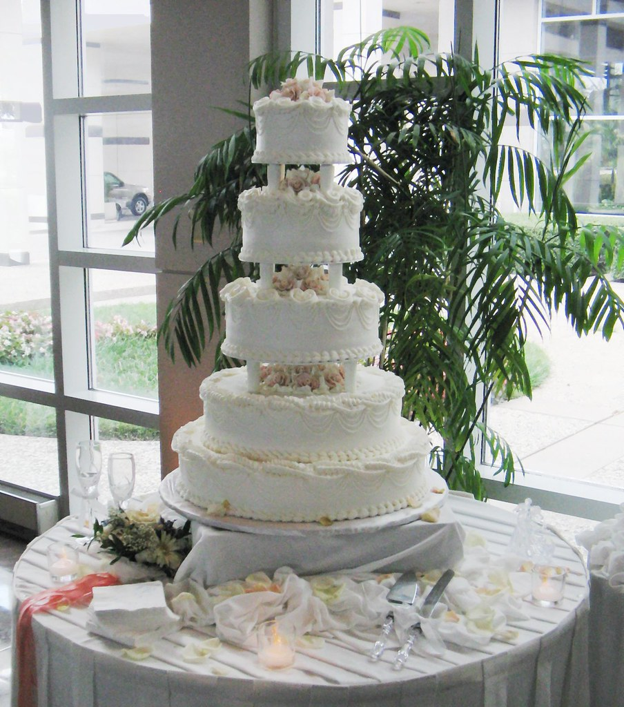 Tier Wedding Cake Stand Hire