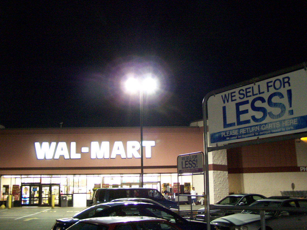 wal mart an exploitation of capitalism Capitalism is defined by marx as a socio-economic system based especially on private ownership of the means of production and the exploitation of the labor force (felluga) commodification is the process of a human's value being replaced by his or her monetary value.
