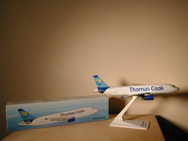 thomas cook scale 1 200 model airbus a320 200 discover edi flickr