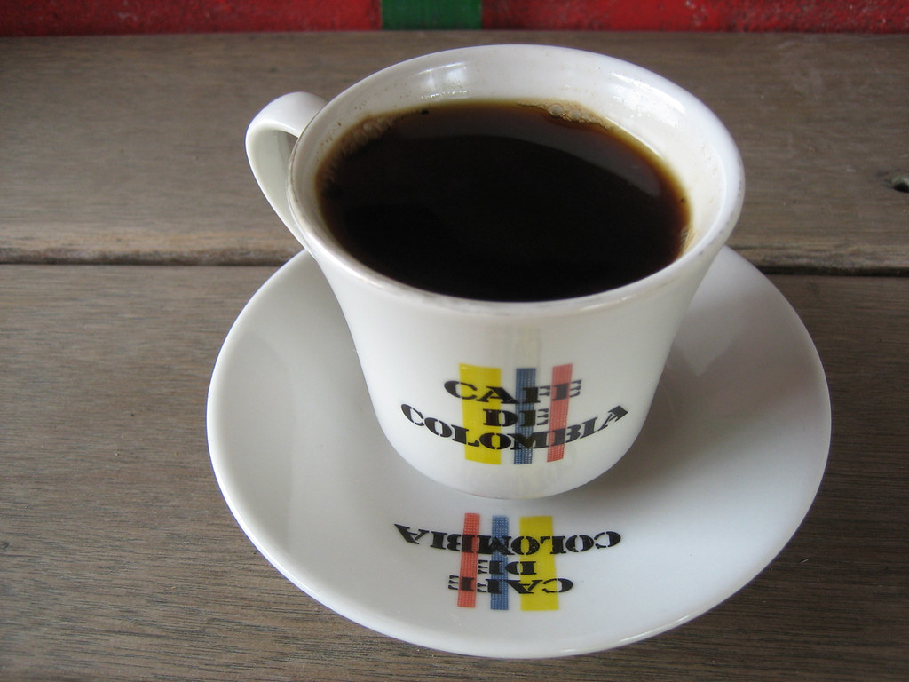 Cafe De Colombia Cups
