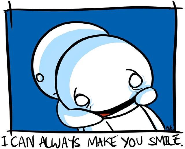 I Can Always Make You Smile Bicherele Flickr