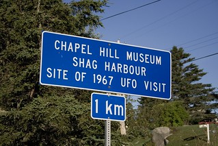 Shag Harbour (or UFOs) | by wjklos