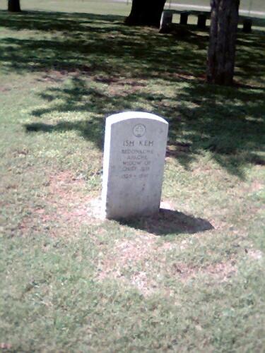 geronimo u0026 39 s grave site