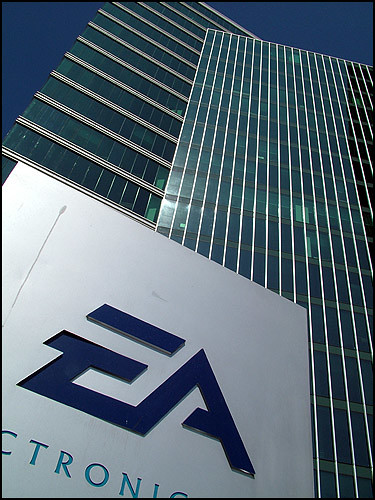 ea games building vancouver msl flickr. Black Bedroom Furniture Sets. Home Design Ideas