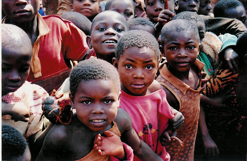 Children in Nyarugusu camp | by Anduze traveller