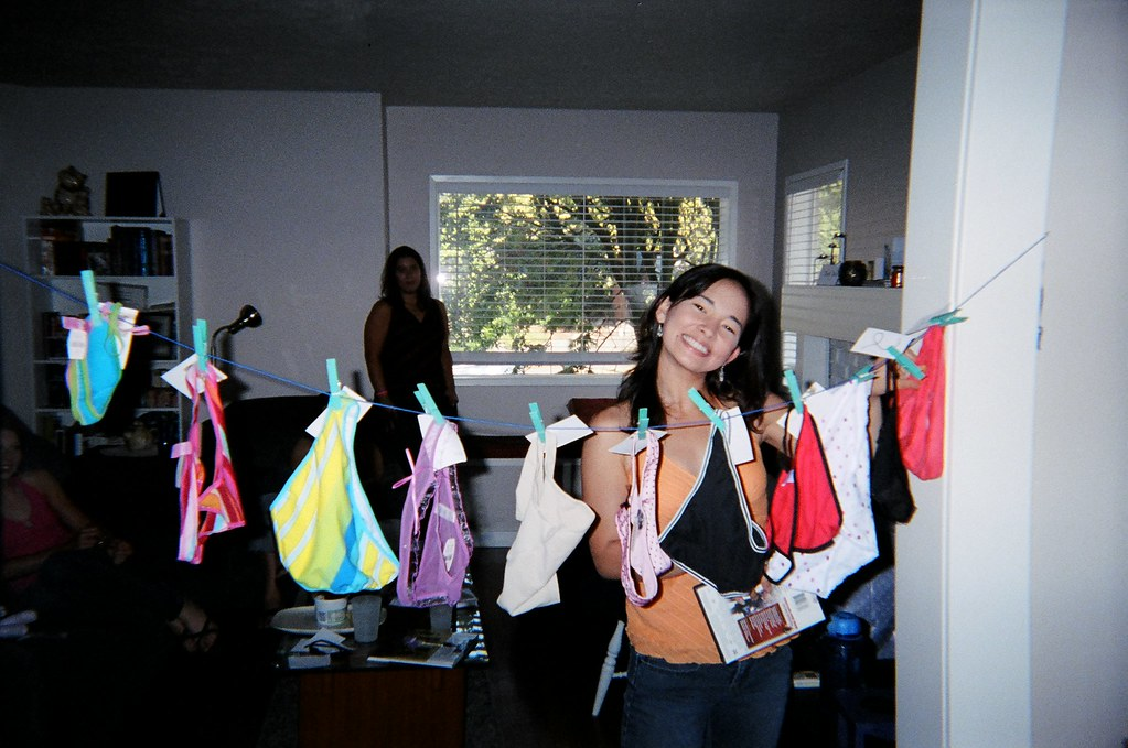 Underwear game for Sammie's Bachelorette Party | Flickr - Photo ...