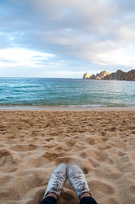 Viajeros-Atardecer en Cabo San Lucas