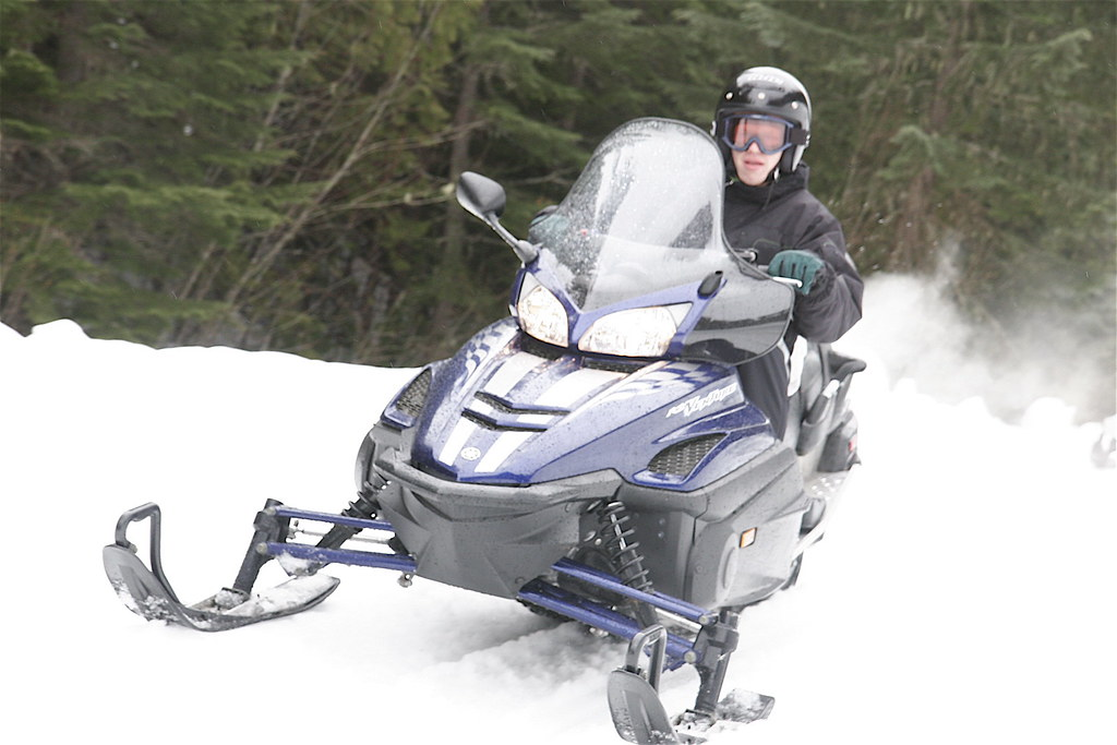 Image result for snowmobile