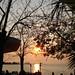 Sunset in Keramoti