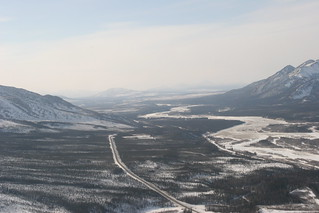 Aerial View, Dalton Highway, Alaska, 2007 | by travfotos