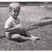 me with a baseball, 1971