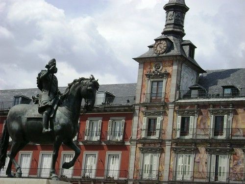 Plaza Mayor - Madrid | by marcomaie