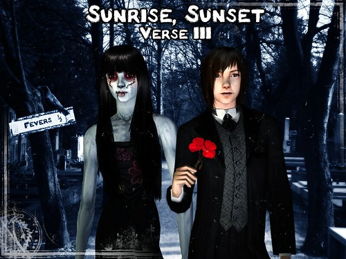 Sunrise, Sunset Verse III Fevers Cover | by Hound!