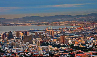 Cape Town CBD | by Hubert January