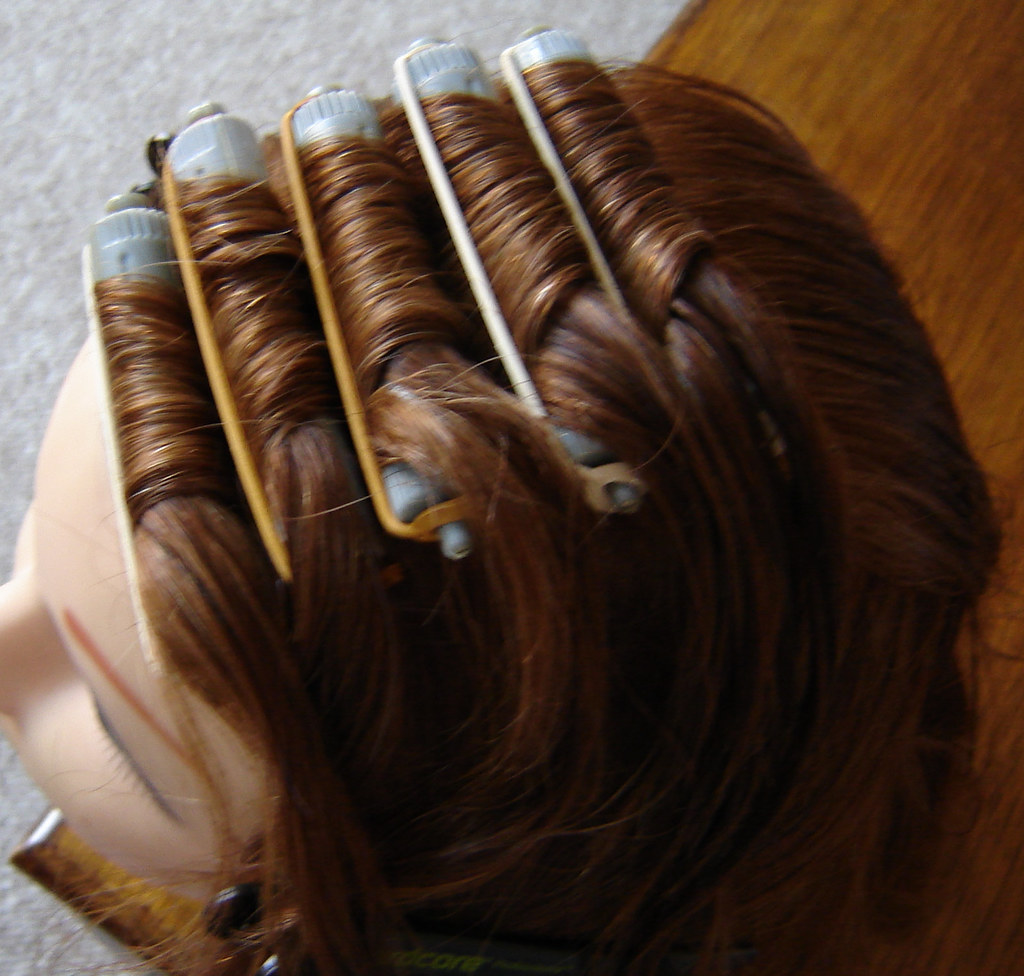 Root Perm Method For Winding A Root Perm Bizzyb2007