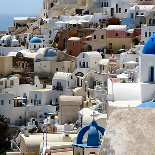 OIA, handmade houses | by Frizztext