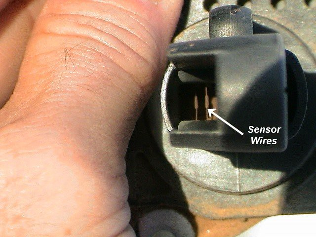Wires Dirty On Toyota Maf Mass Air Flow Sensor Www