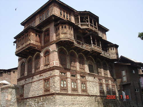 Old House In Downtown Kashmir Sonamarg Flickr
