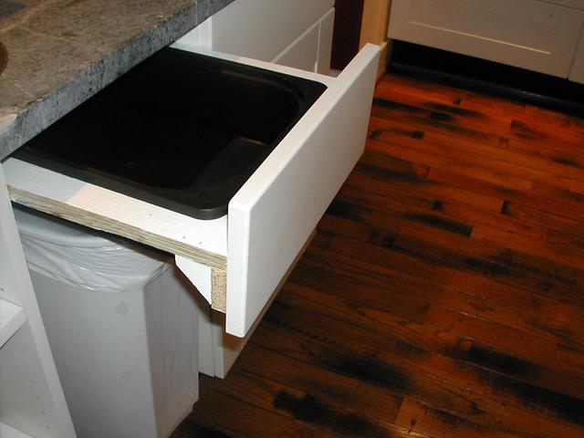 Ikea Kitchen Trash Bin Under Sink