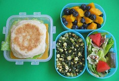Spinach and corn lunch | by Biggie*