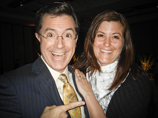 I (heart) Stephen Colbert | by donnat333