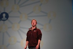 Mark Zuckerberg | by dfarber