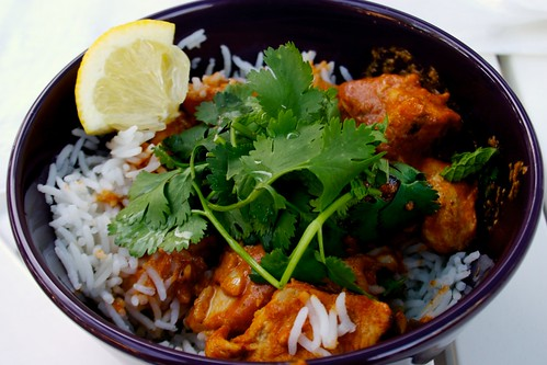 chicken tikka masala | by shutterbean