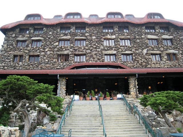 Grove Park Inn Hotels Near