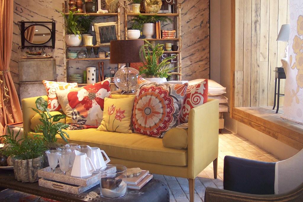 A Lovely Living Room