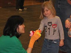 Children's Puppet Workshop at Wexner Center