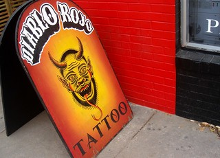 tattoo devil | by Ann Althouse