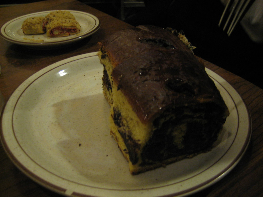 Canters Coffee Cake